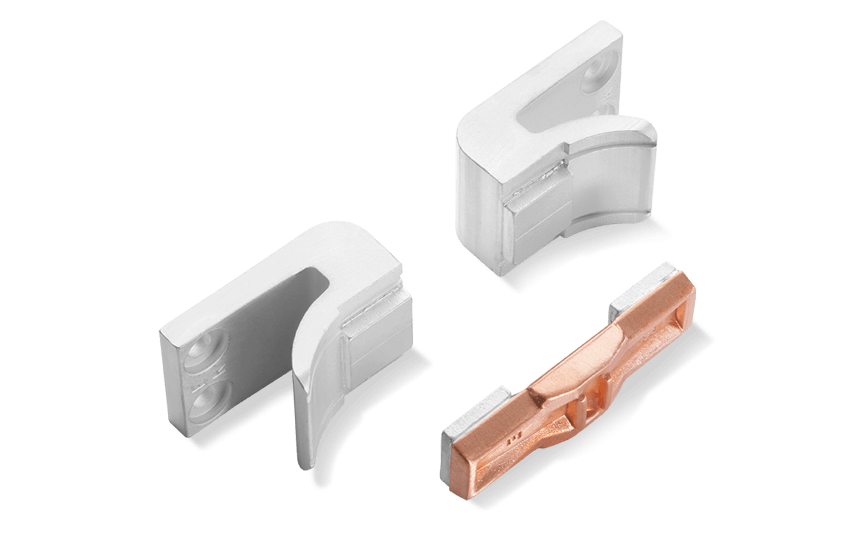 Contacts en ligne, jeux de contact et leviers de contact