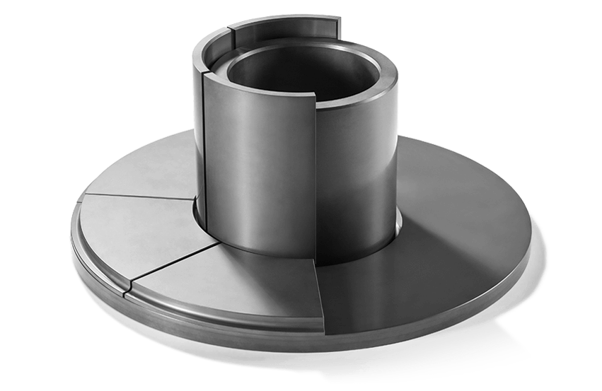 Silicon Carbide Bearings