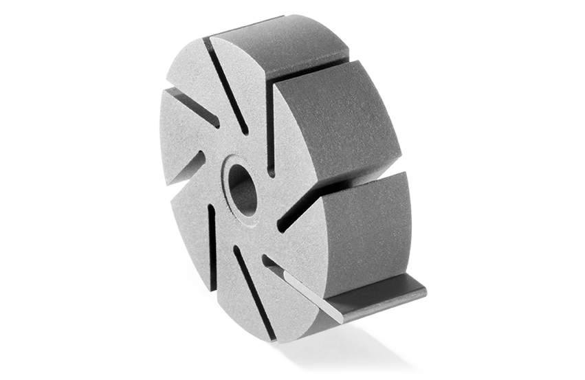 Carbon-graphite Rotor