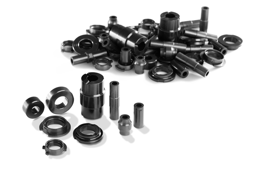 Bearings (insert component for overmold) for Coolant Pumps