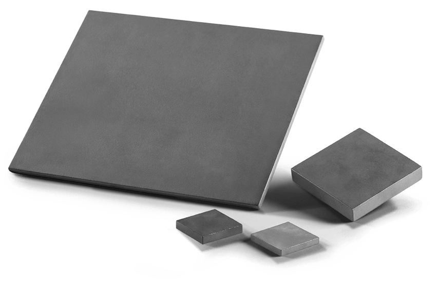 Polygonal Plates for Vehicle Protection