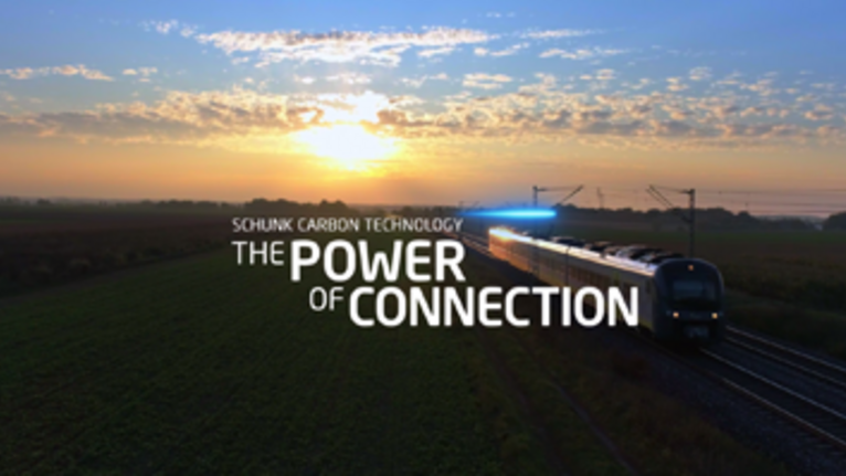 Schunk Carbon Technology - The Power of Connection