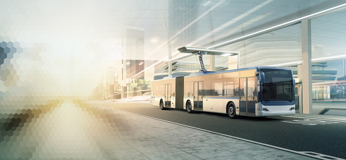 Bus manufacturer relies on solutions from Schunk
