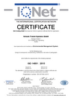 Download: ISO 14001:2015 DQS + IQNet